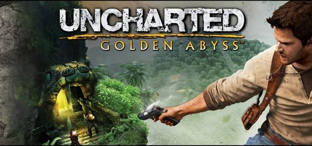 Uncharted Golden Abyss – PlayStation Vita