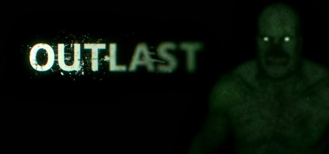 Iconic picture for Outlast.
