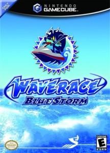 gamecube wave race blue storm