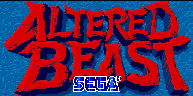 genesis altered beast