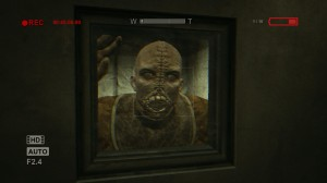 Outlast is full of beautiful. Here's one showing off his smile.