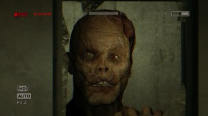 Poor creatures like this are often seen throughout the asylum.