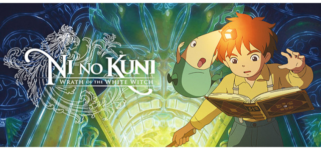 Ni no Kuni Wrath of the White Witch – PS3