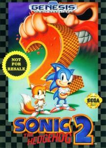 sonic 2 box