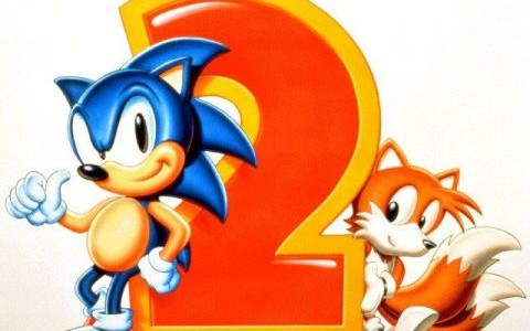 Sonic the Hedgehog 2 – Sega Genesis