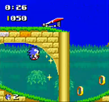 sonic pocket adventure aquatic relix