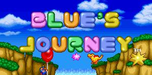 Blue's Journey – Neo Geo CD