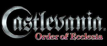 Castlevania: Order of Ecclesia – DS