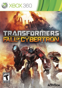 Fall of Cybertron Box