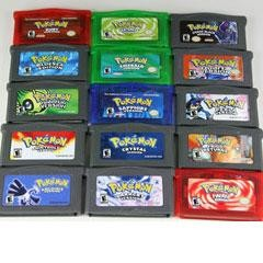 Pokemon - GBA