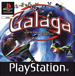 One of many Galaga sequels.