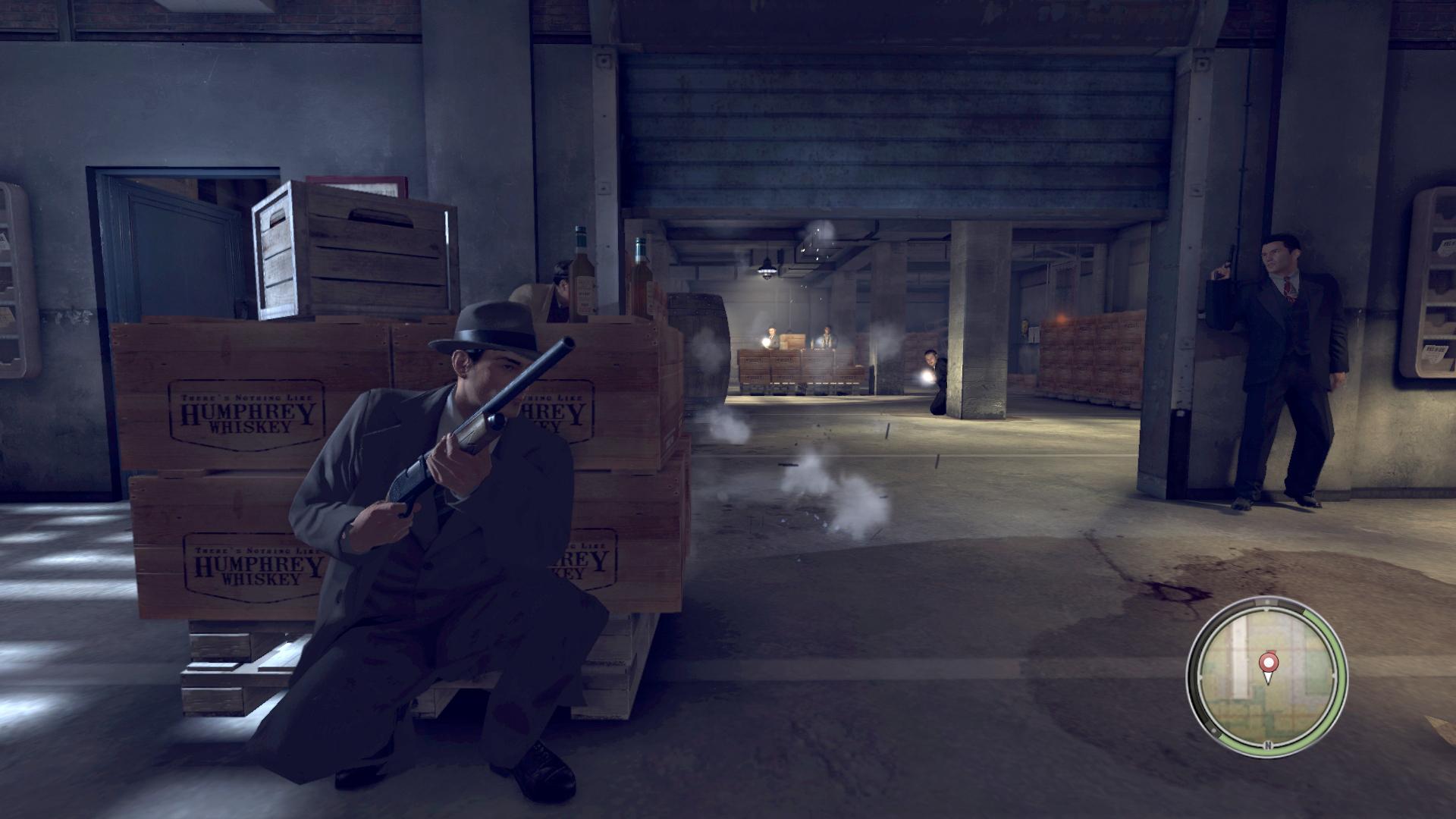 mafia ii shootout