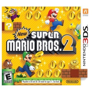 New Super Mario 2 box