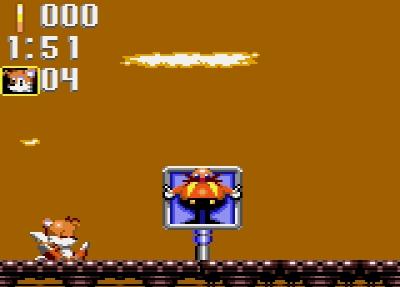 Sonic The Hedgehog - Triple Trouble 2
