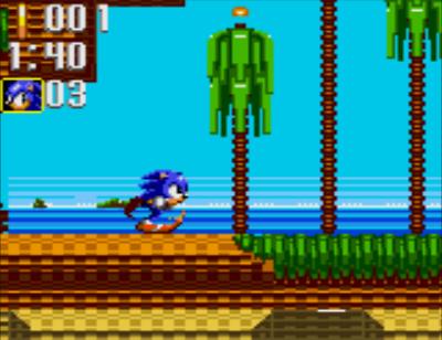 Sonic triple trouble 1