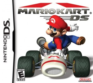 Mario Kart DS cover