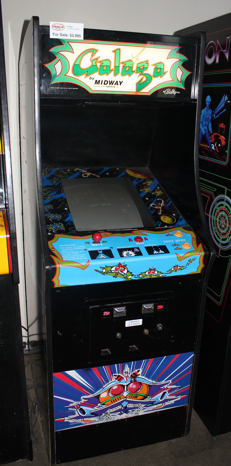 galaga arcade game - photo #11