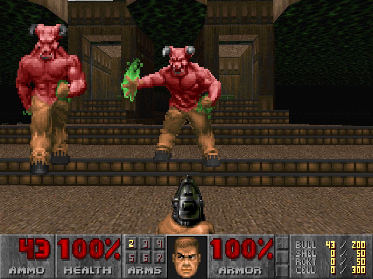 Doom Monsters