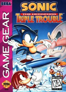 sonictripletrouble cover