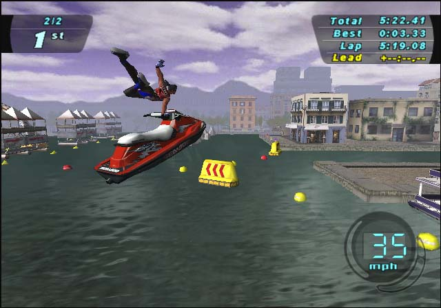 splashdown playstation 2