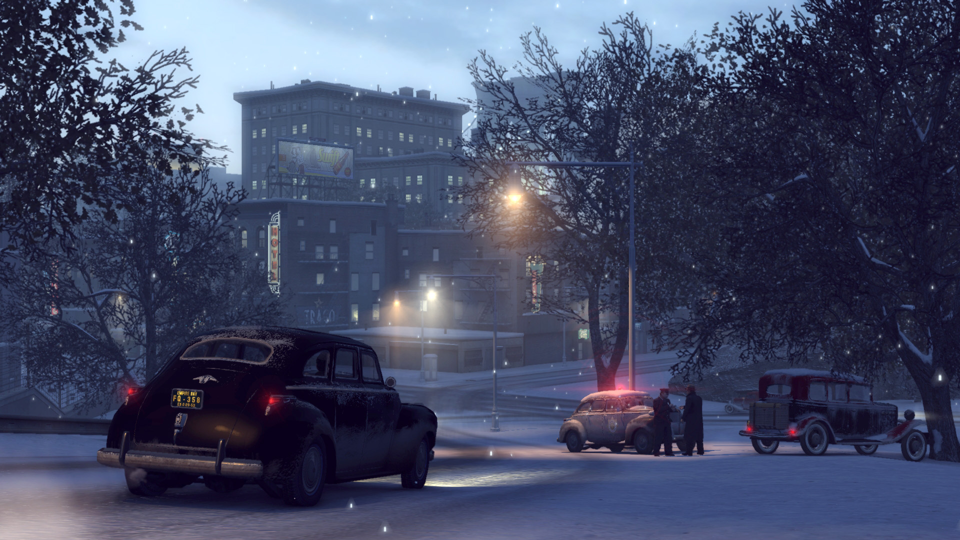 mafia ii winter car
