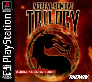 Mortal Kombat Trilogy - PS1
