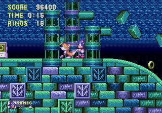 Sonic 3 Hydrocity