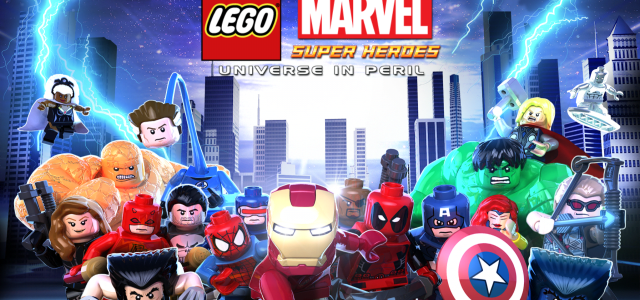 Lego Marvel Super Heroes: Universe in Peril – 3DS