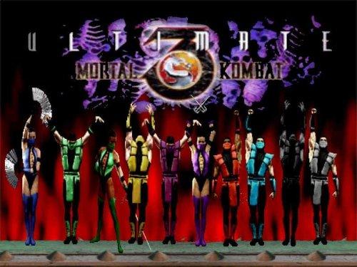 Ultimate Mortal Kombat - DS