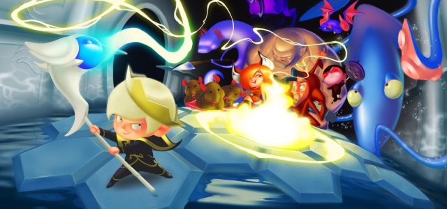 Auro – Android – NB Mobile Game of the Month!