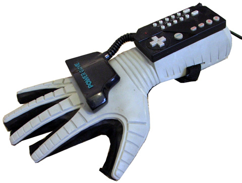Oh Lord... The Power Glove.......