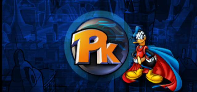 PK: Out of the Shadows – PlayStation 2