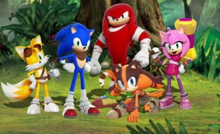 Ready for Sonic Boom? Coming to Wii U, 3DS, & your TV!