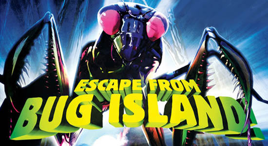 Escape From Bug Island – Wii