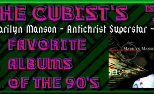 Issue #3:  Marilyn Manson – Antichrist Superstar