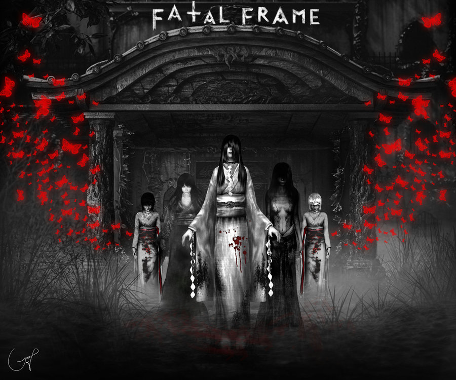 Fatal Frame - PlayStation 2 - Nerd Bacon Reviews