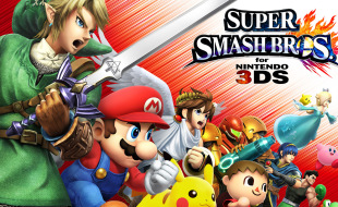 Super Smash Bros. for 3DS – 3DS