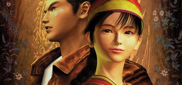 Shenmue – Sega Dreamcast