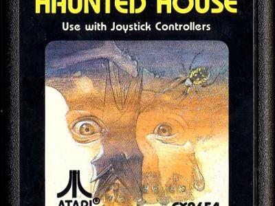 Haunted House – Atari 2600