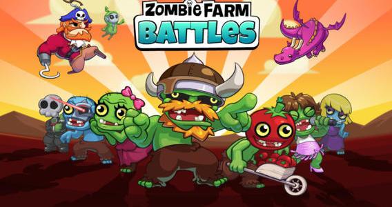 Zombie Farm Battles – iOS