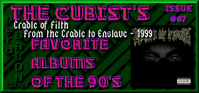 cradle of filth from the cradle to enslave Archives - Nerd ...