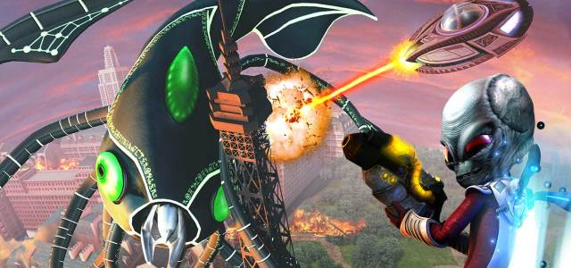 Destroy All Humans! Path of the Furon – Xbox 360