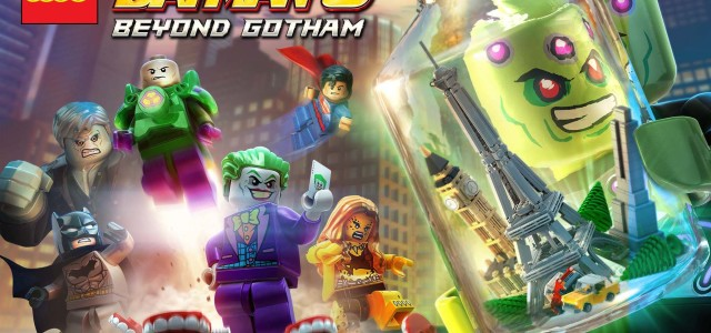 Lego Batman 3: Beyond Gotham – 3DS