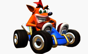 Crash Team Racing – PlayStation