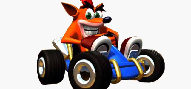 Crash Team Racing – PlayStation