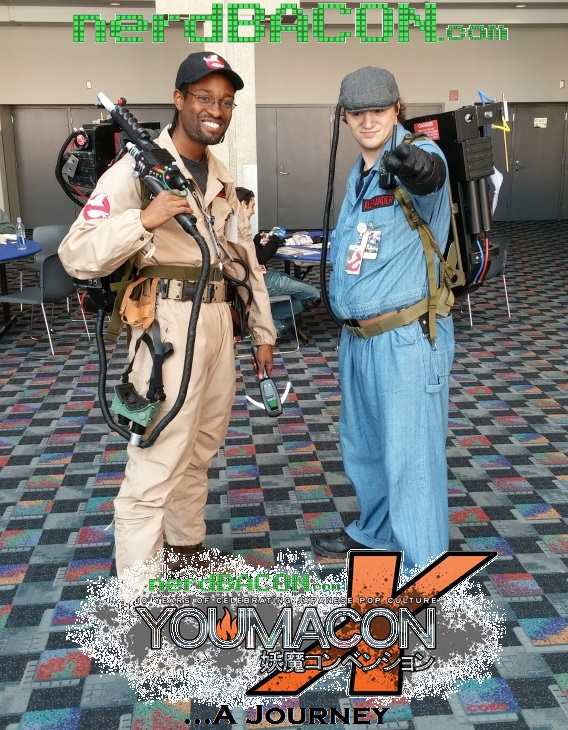 ghostbusters youmacon 2014
