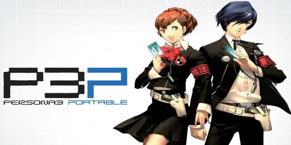 Persona 3 Portable – Sony PSP