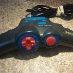 NES QuickShot Flight Grip