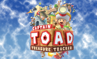 Captain Toad: Treasure Tracker – Wii U