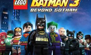 Lego Batman 3: Beyond Gotham – PSV